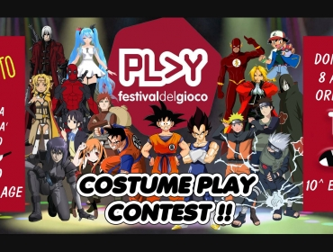 Costume PLAY contest